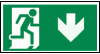 ISO Exit Sign
